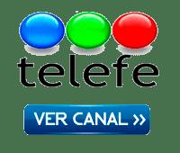 Canal Telefé en vivo online, acrónimo de Televisión Federal es uno de los principales canales de televisión de aire de Argentina.