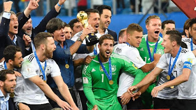Highlight Jerman vs Chile (1-0) Final Piala Konfederasi 2017