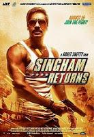 Singham Returns (2014) online y gratis
