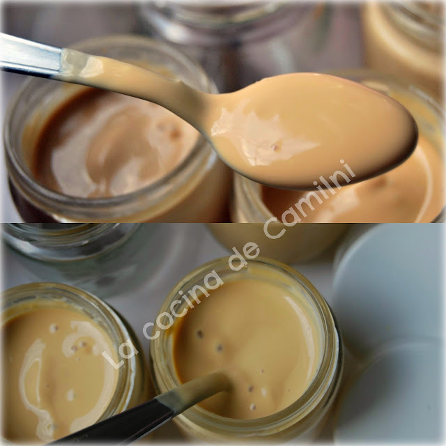 Yogur de dulce de leche (La cocina de Camilni)