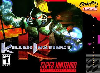 Killer Instinct (BR) [ SNES ]
