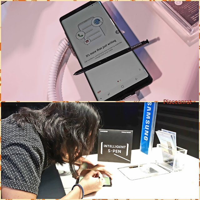 Samsung Galaxy Note8 S Pen