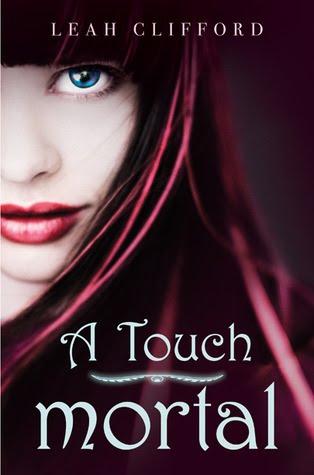 Myra McEntire Bookanista Thursday A Touch Mortal by Leah