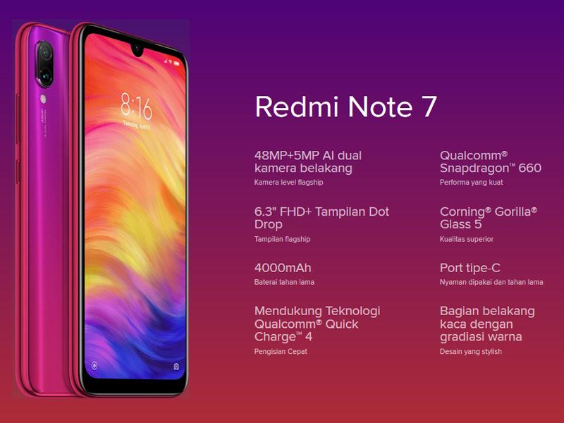 Daftar Hp Xiaomi Terbaru Resmi Indonesia Dan Global Update Juni 2019