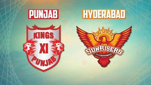 KXIP vs SRH Dream11 Predictions & Betting Tips, IPL 2018 Today Match Predictions