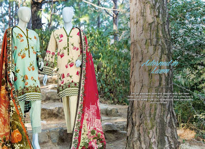 Latest J. Junaid Jamshed Summer Collection 2017 Vol 1
