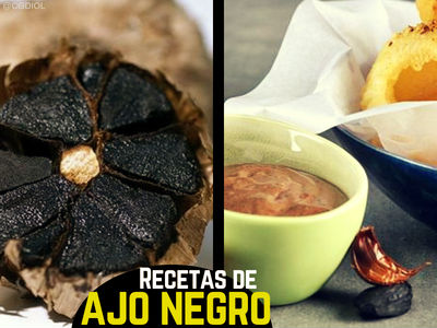 3 Deliciosas Recetas de Ajo Negro