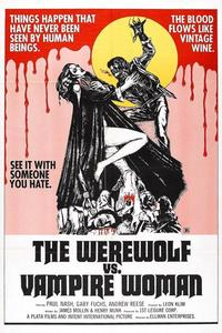 Watch The Werewolf vs the Vampire Woman Online Free in HD