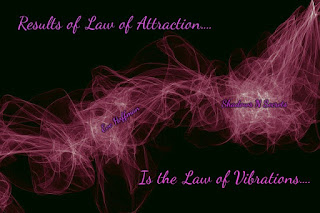 Results of Law of Attraction....Results of Law of Attraction.... Natural laws cannot always be broken, yet can be a great tool if understood....