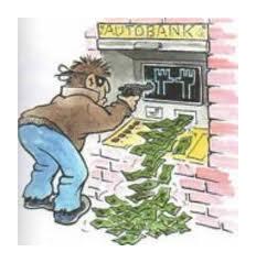 blog de maximo sacando plata del cajero
