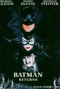 Pelicula Batman Vuelve