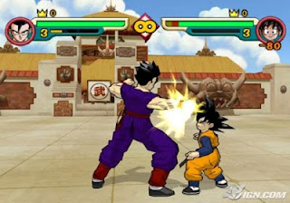 Www.JuegosParaPlaystation.Com Ps2 Ntsc Descargar Iso Gratis PlayStation 2 Dragon Ball Z Budokai 2