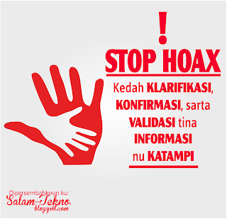 iklan bahaya berita hoax