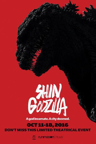 Shin Godzilla Legendado