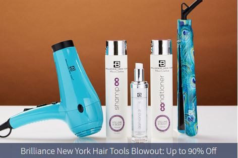 Brilliance New York Hair Tools Blowout: Up to 90% Off, by Barbiews Beauty Bits