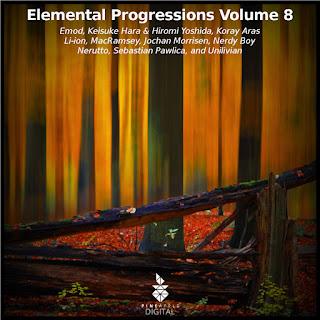 MP3 download Various Artists - Elemental Progressions, Vol. 8 iTunes plus aac m4a mp3