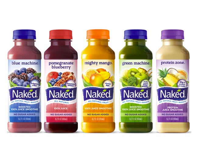 Sometimes Foodie: Naked Blue Machine - Aldi: Cherry Hill, NJ