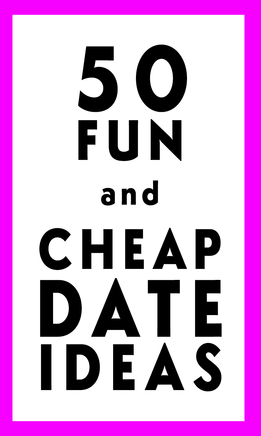 50 Cheap and Fun Date Ideas LDS Living
