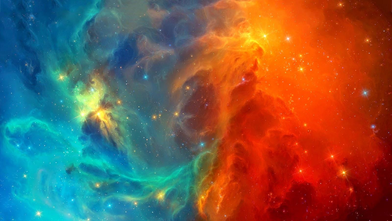 WALLPAPER ANDROID - IPHONE: 10 Wallpaper Nebula 1920x1080