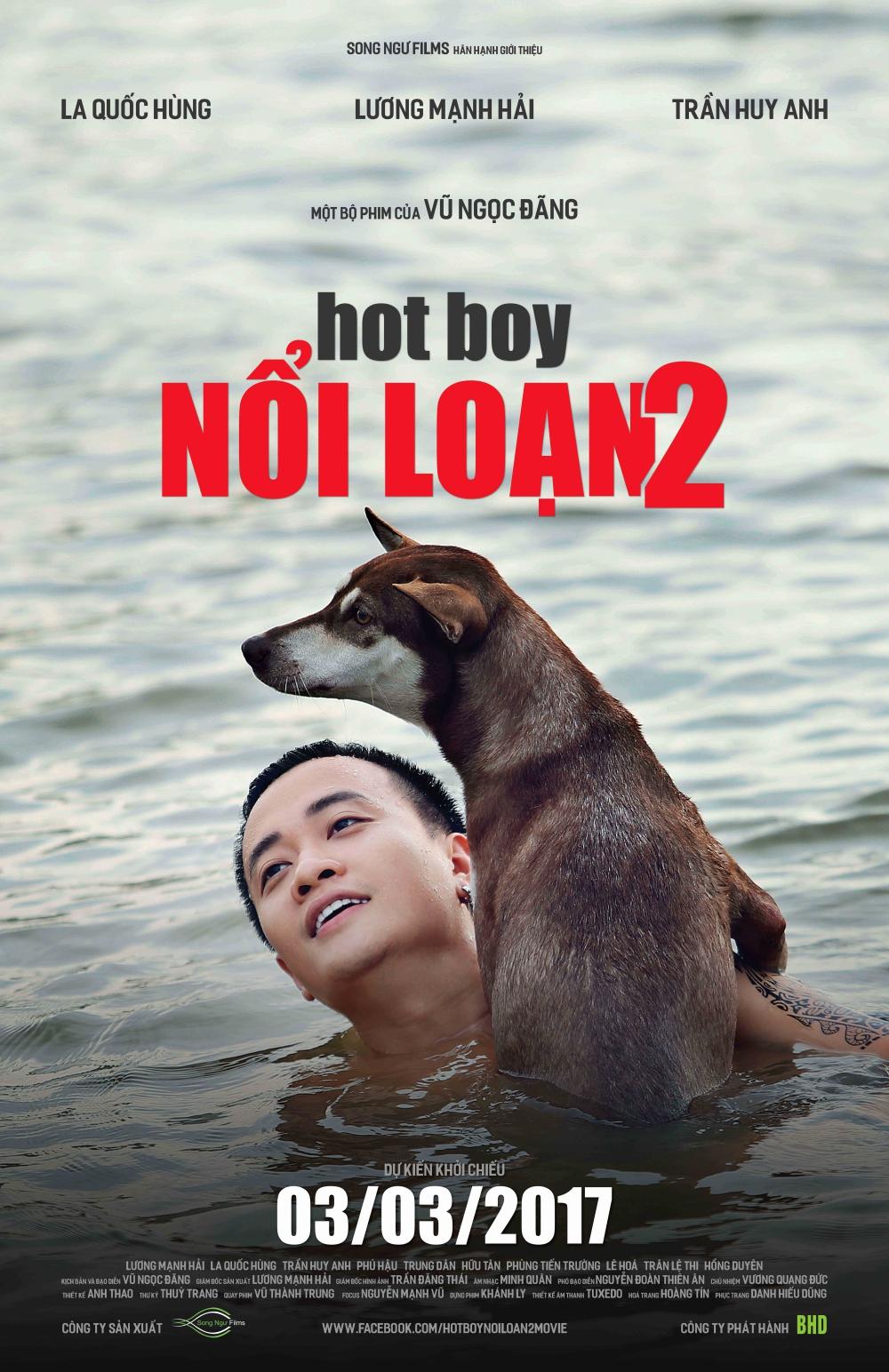Hotboy Nổi Loạn 2 -