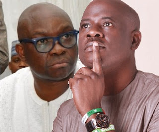 Amidst Denial, Naval Officer Confessed Obanikoro Ordered Him To Conveyed Bullion Van Full Of Billions Of Naira To Fayose