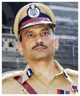 New Mumbai Police Commissioner