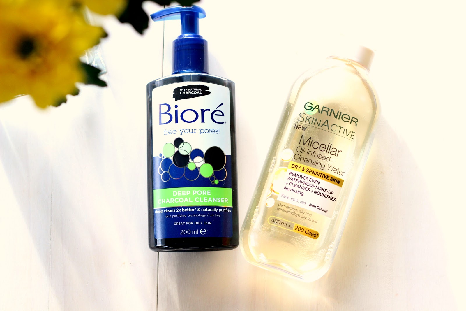 Makeup Cleansers & Removers