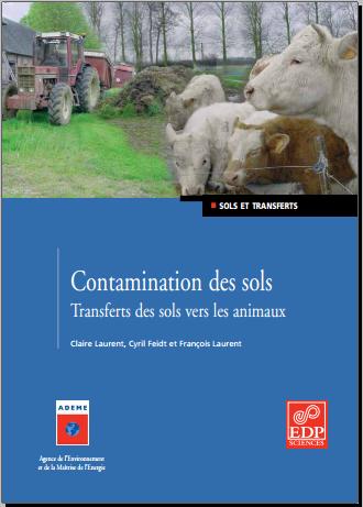 Livre : Contamination des sols, Transferts des sols vers les animaux - EDP Sciences