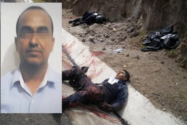 """Cae """"El Morsa"""", líder del CJNG, hace 9 años siendo líder de La Familia Michoacana embosco y ejecuto a mas de 10 Federales"""