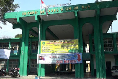 Pendaftaran Dan Biaya Kuliah Universitas Darul Ulum (UNDAR) Jombang