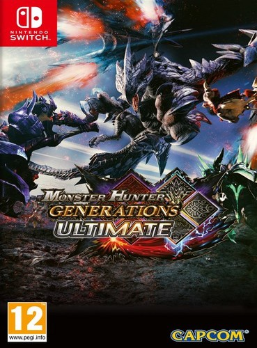 Monster Hunter Generations Ultimate SWITCH XCI + Nsp - Download last