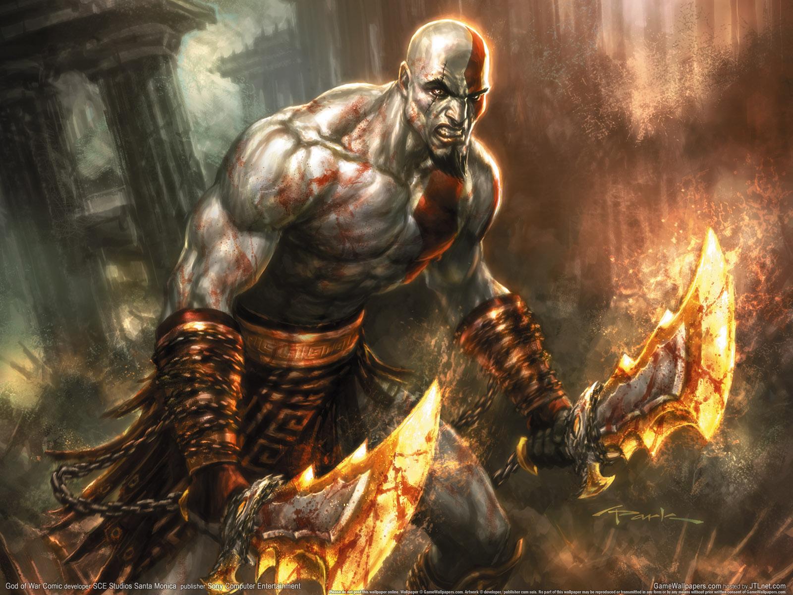 god of war 1 wallpaper hd - photo #19