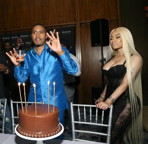 "Nas Calls Nicki Minaj ""The Queen Of New York"" In Birthday Message"