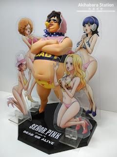 Figuarts ZERO Señor Pink de One Piece - Tamashii Nations
