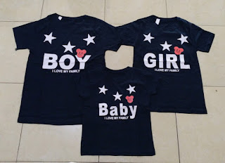 Jual Online FM Boy Girl Murah Jakarta Bahan Combed Terbaru