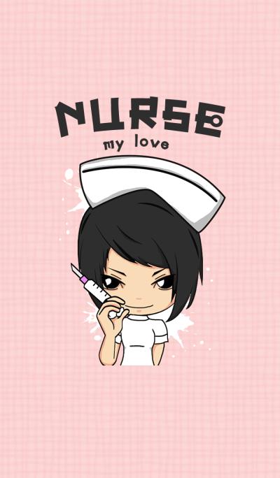 Nurse my love