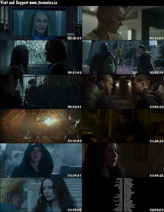 The Hunger Games Mockingjay Part 2 2015 English 720p BRRip