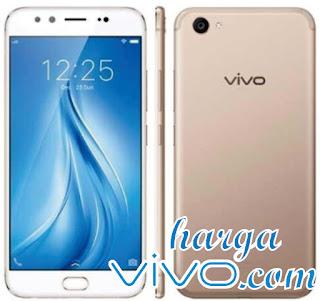 harga vivo v5 plus - daftar hp vivo dengan fingerprint
