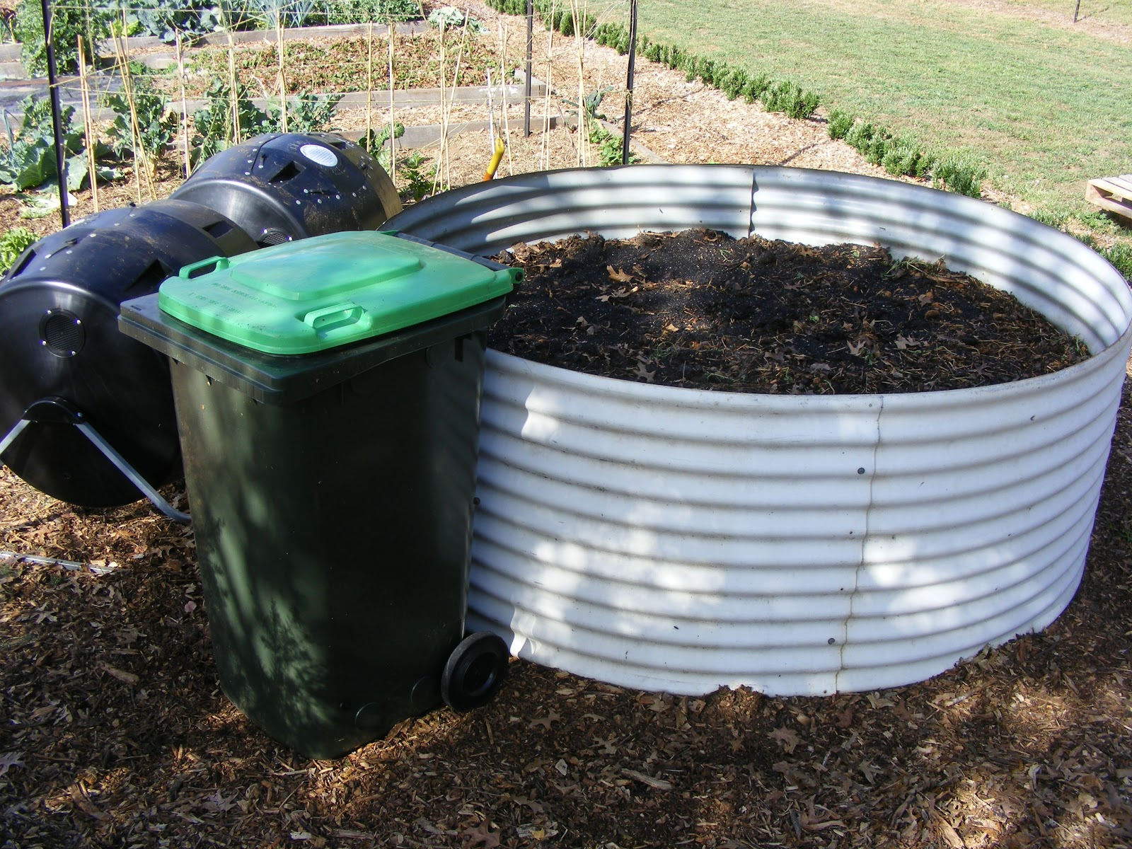 Compost Bins Australia Camden Community Garden Education Composting Bugs And More
