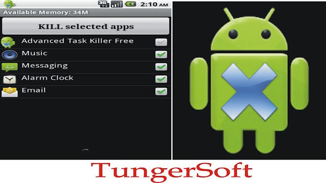 advanced task killer app for android
