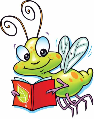 clipart of summer reading - photo #23