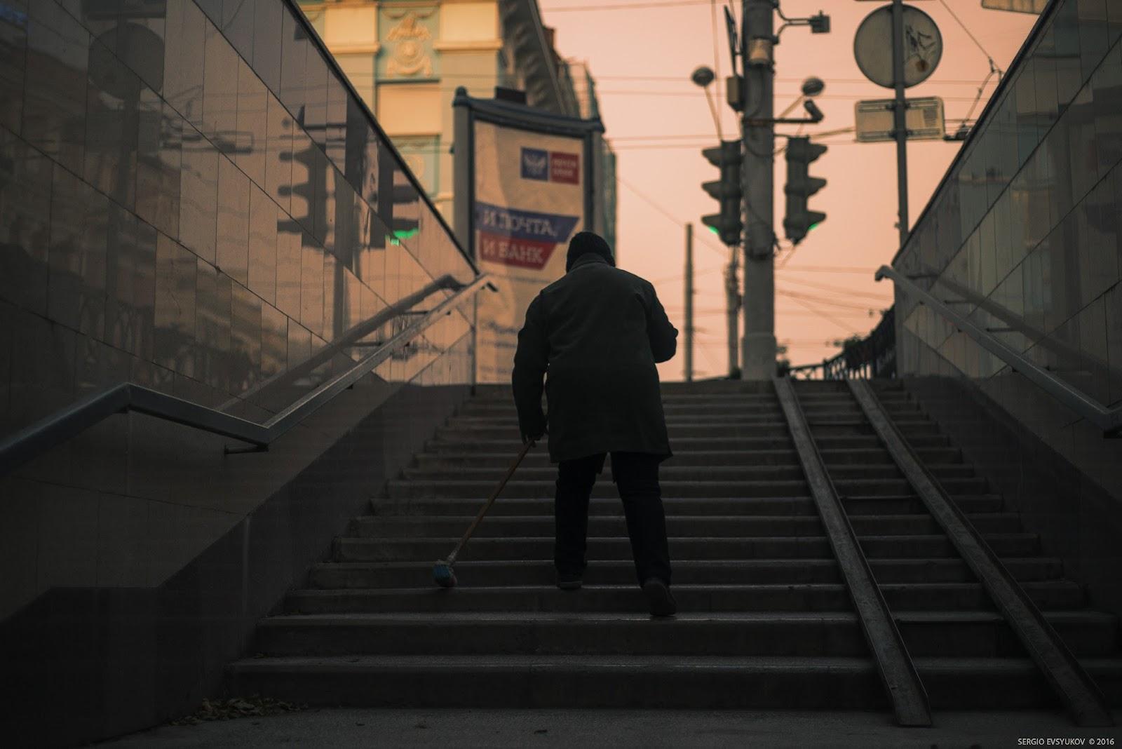 Утро в Ростове