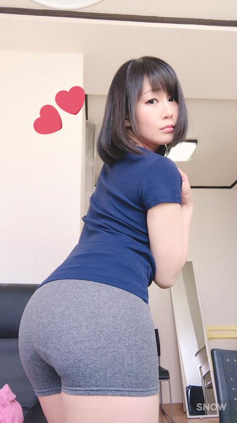 엉덩이가 이쁜 처자 20인26
