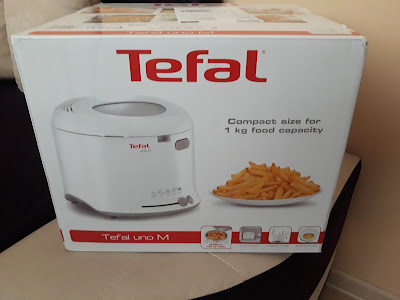 our new fryer - TEFAL Uno M