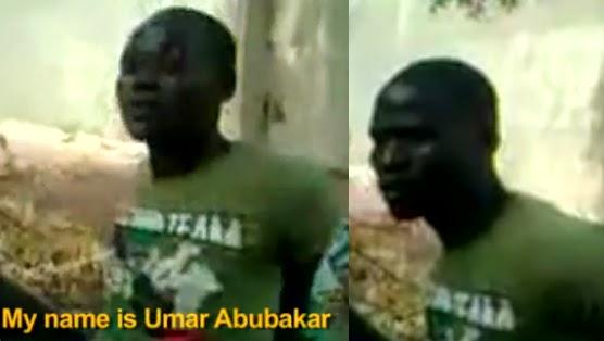 boko haram beheaded airforce officer