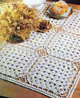 square toalha