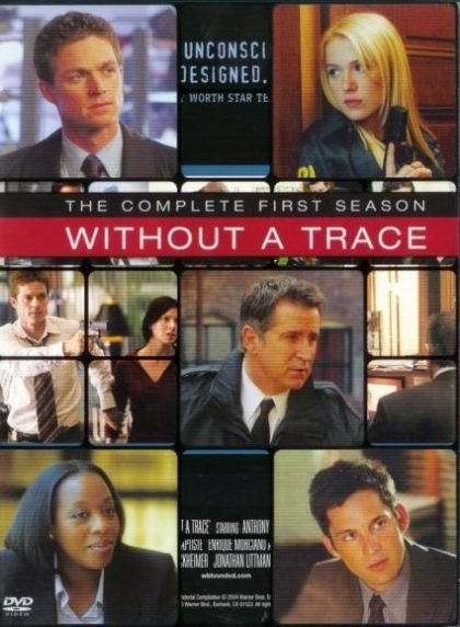 Without a Trace (Sin Rastro) Serie Completa Castellano