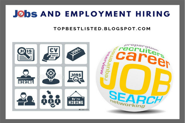 Jobs and Employment Hiring sites-600x400