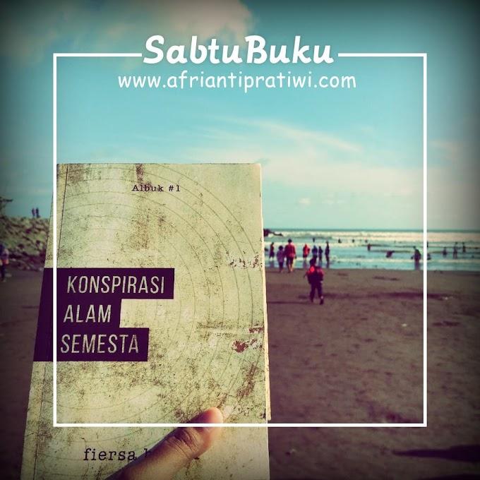[Book Review] Konspirasi Alam Semesta by Fiersa Besari