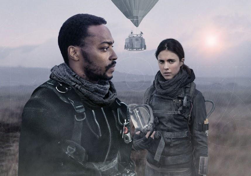 Vi Na Netflix: IO - Last on Earth